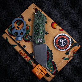 Clutch Friction Folder FatCarbon Jungle Wear