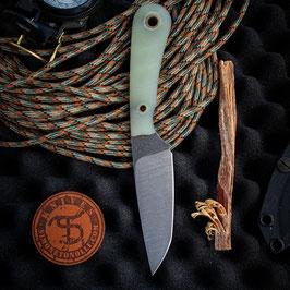 RUK (Real Utility Knife) G10 jade