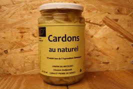 Cardons au naturel bio 750ml