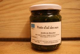 Pesto à l'ail des ours bio 180g