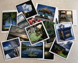 Sonderangebot - Komplettsatz Ninniach Postcards