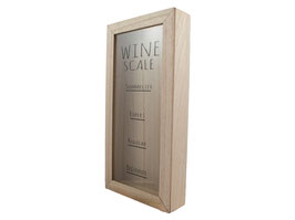 Wine cork collection box