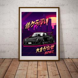 Gepenst City Artwork A2