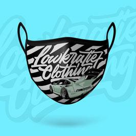 Lowkratief Clothing Logo Gesichtsmaske