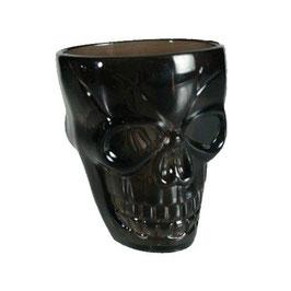 Skull Shot Gläser 4er Set aus Kunststoff