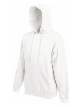 Hoodie Weiß