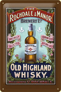Old Highland Whisky
