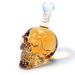 Crytsal Head Flasche