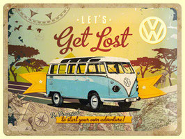 VW Lets get lost