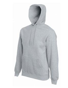 Hoodie Grau
