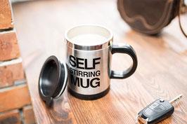 Selbstrührende Tasse
