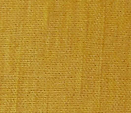 Tischdecke Leinen beschichtet safran