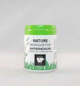 Bio-Granulat für die Reinung der Kaffeemühle