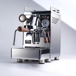 Elba 3 Lux Zweikreis  Espressomaschine Doppelmanometer