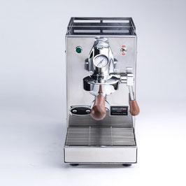 Elba Mini LUX - INOX / Nr Espresso