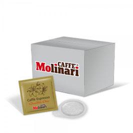 Caffè Molinari ORO lungo 25 ESE Pads für Kaffee-Creme, Café au lait, lungo