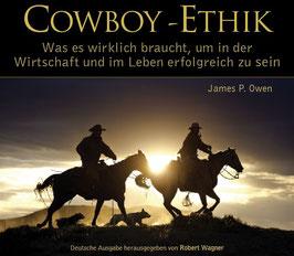 """Hardcover-Buch """"Cowboy-Ethik"""""""