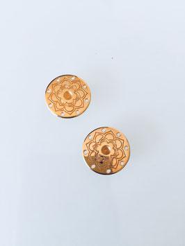Verbinder Mandala Gold NEU!