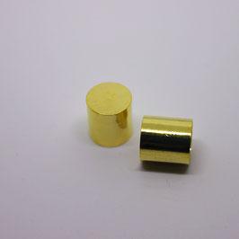 Endkappen (Gold) 8mm