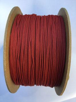 Micro Cord Crimson
