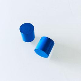 Endkappen Blau 10mm