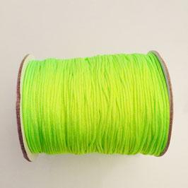 Macramé Fluor Green