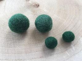 Bommel Grasgrün