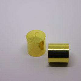 Endkappen (Gold) 12mm