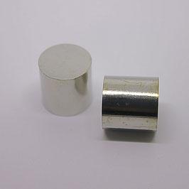 Endkappen (Silber) 12 mm