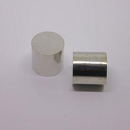 Endkappen (Silber) 8mm