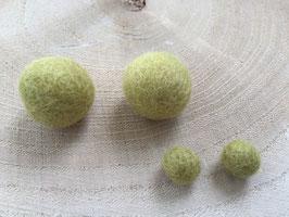 Bommel helles Moosgrün
