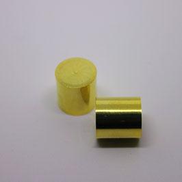 Endkappen (Gold) 10mm