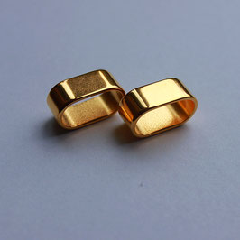 Schieber Oval Gold
