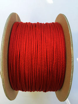 Micro Cord Imperial Red