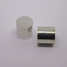 Endkappen (Silber) 10mm