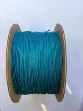 Micro Cord Neon Turquoise