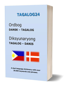 Diksiyunaryong: Tagalog - Danis