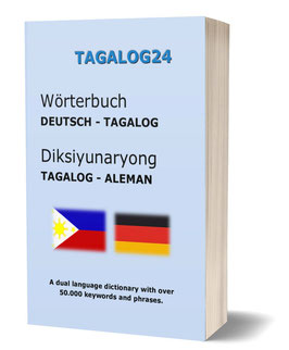 Diksiyunaryong: Tagalog - Aleman