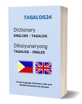 Dictionary: English - Tagalog