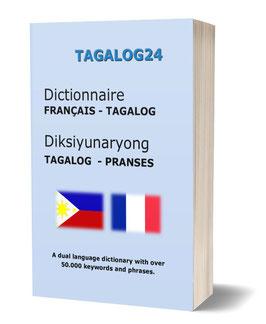 Diksiyunaryong: Tagalog - Pranses