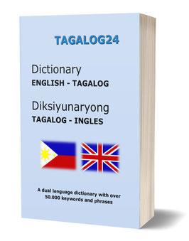 Diksiyunaryong: Tagalog - Ingles