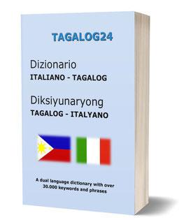 Diksiyunaryong: Tagalog - Italyano