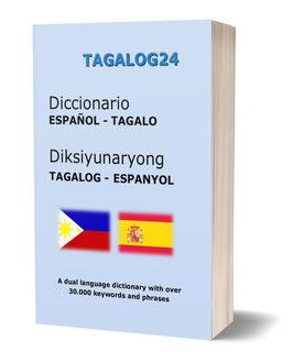 Diksiyunaryong: Tagalog - Espanyol