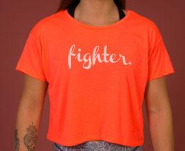 Crop Top fighter neon