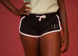 Shorts logo black