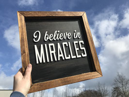 LaserART - I believe in Miracles