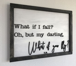 LaserART - What if I fall?