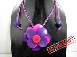 Tawua Blumen Halskette