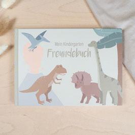 """Kindergarten Freundebuch """"Meine Freunde"""" - Dinos"""