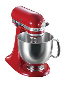 キッチンエイドミキサー4.8L赤 KSM150ER